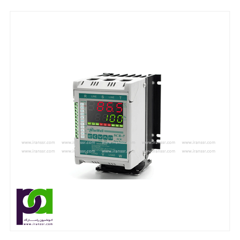 Intelligent Digital Display SCR Power Regulator