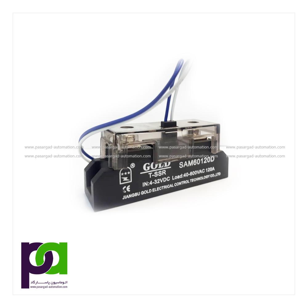 رله SSR Gold SAM60120D