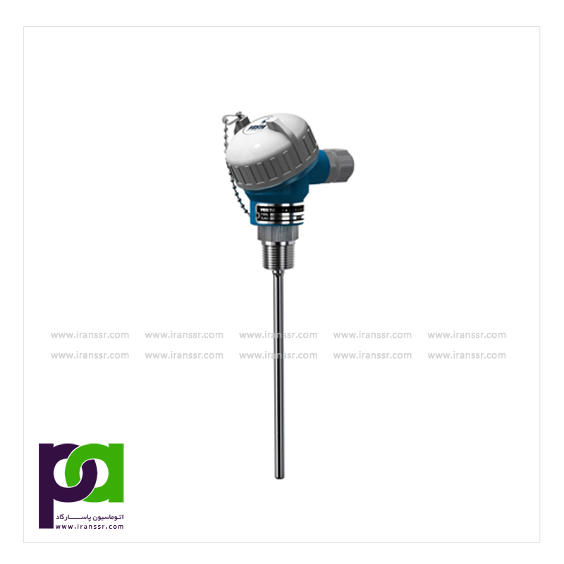 BE1000 ترموکوپل قطر 22 - ترموکوپل هد دار - ترموکوپل - هددار