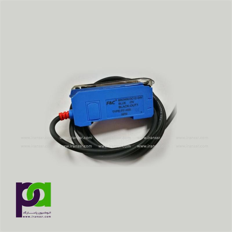 سنسور نوری - سنسور f&c - f&c - خرید سنسور - فروش سنسور - سری 403