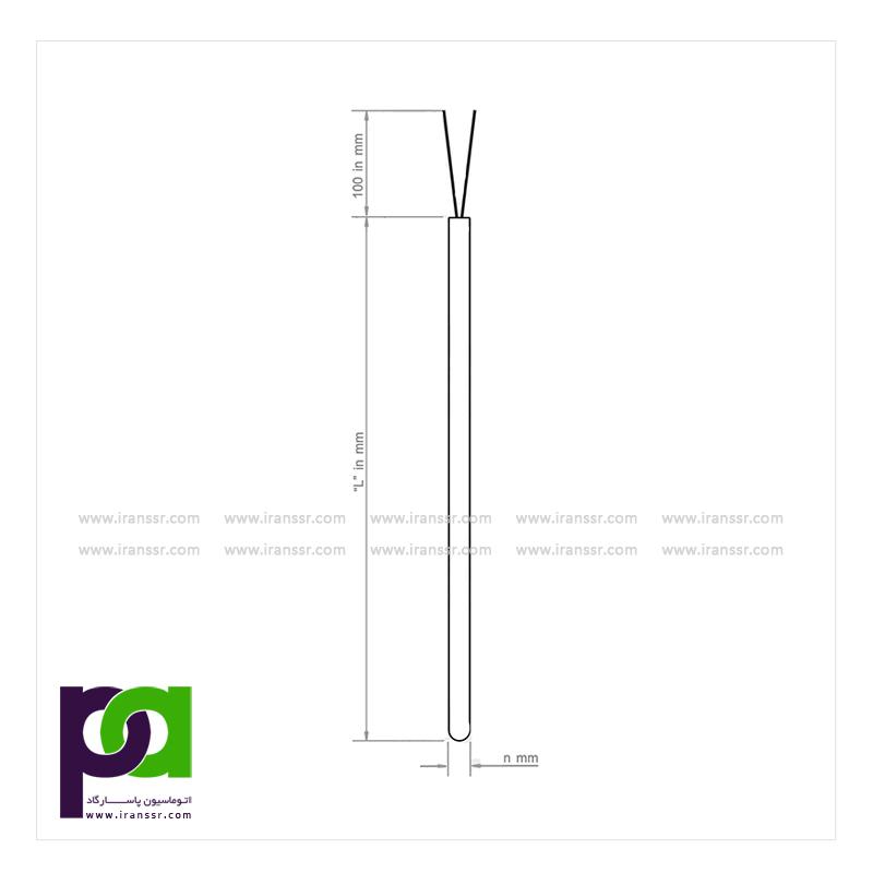 ترموکوپل، ترموکوپل داخلی، خرید ترموکوپل - MI5001