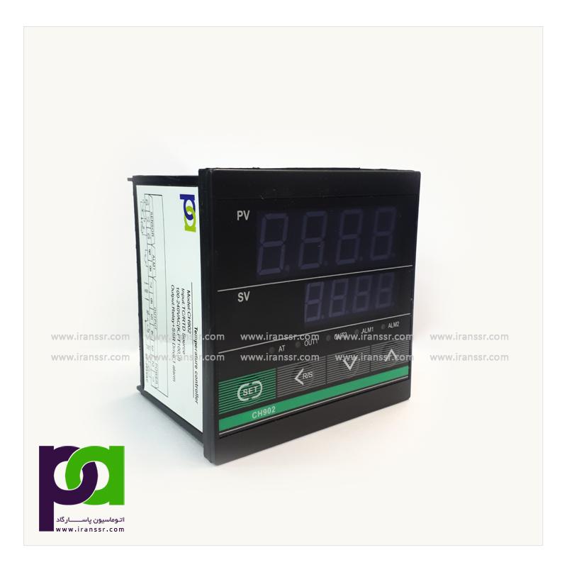 ترموستات کنترلر دما دیجیتال مدل CH902