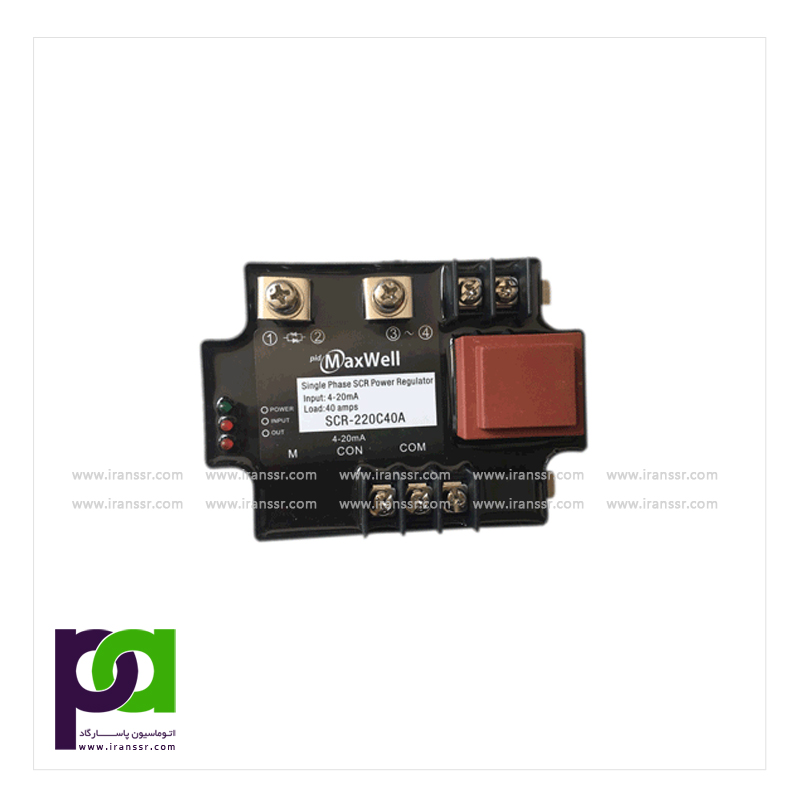 High Accuracy Multi Input SCR Power Regulator