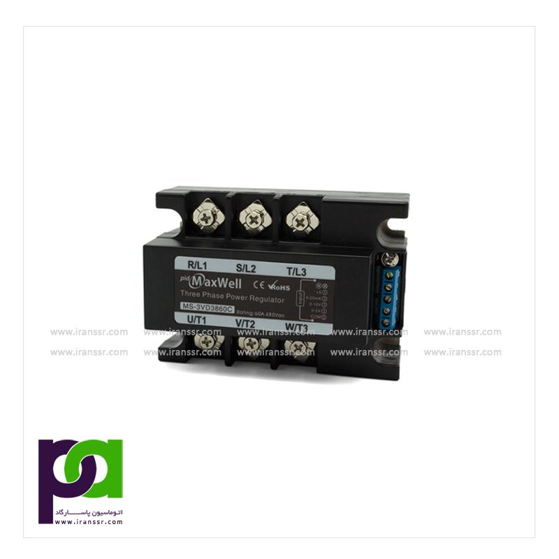 Multi Input Three Phase SCR Power Regulator(MS-3VD38)