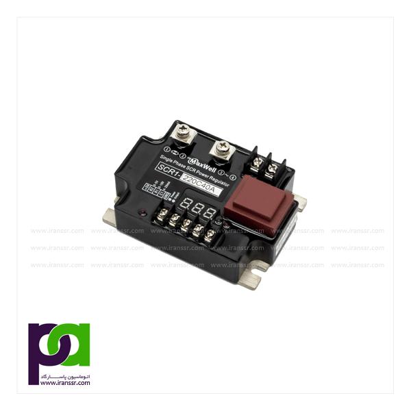 High Accuracy Multi Input SCR Power Regulator